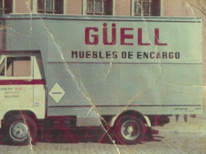 Mobles Güell, la botiga de mobles més antiga de Catalunya