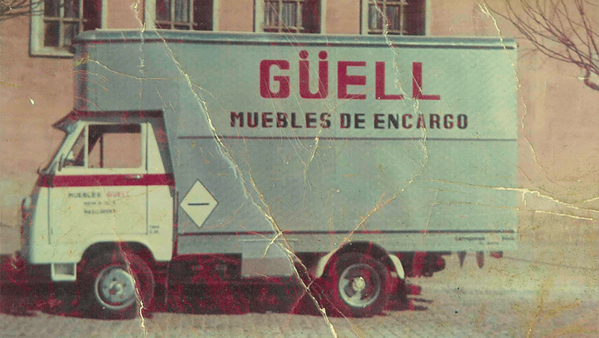 la botiga de mobles més antiga de Catalnuya. Mobles Güell a Masllorenç