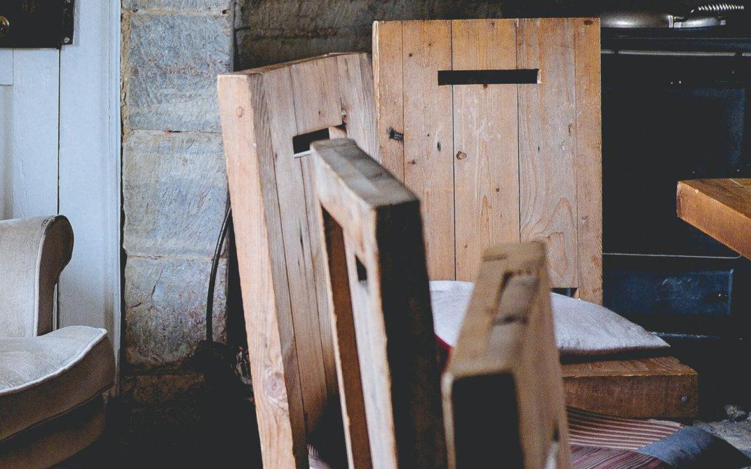 ¿Muebles ecológicos o muebles reciclados?