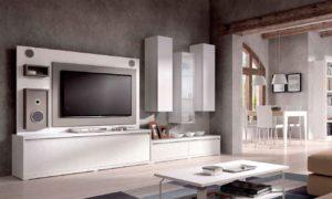imatge menjador amb mobiliari modern de baix moduls