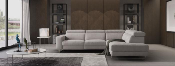 imatge sofà de la marca polo divani