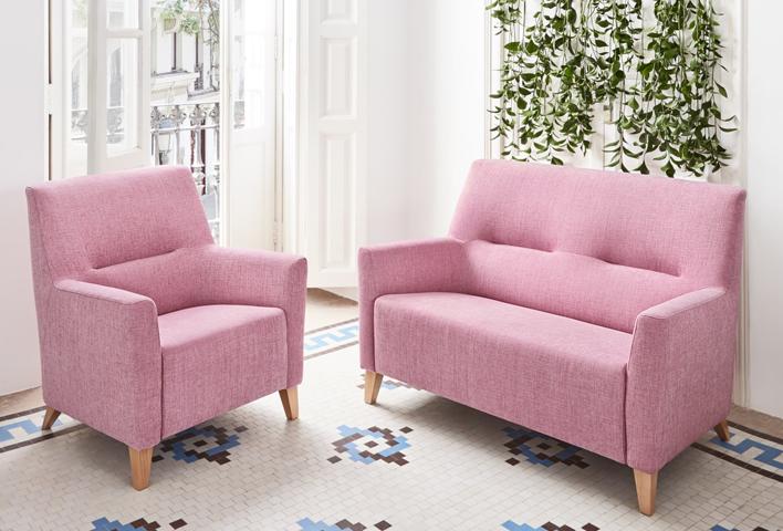 imatge sofa i butaca marca Tajoma