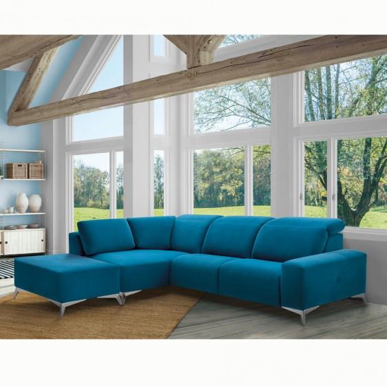 imatge sofà de 5 places de la marca navarro tapicerias