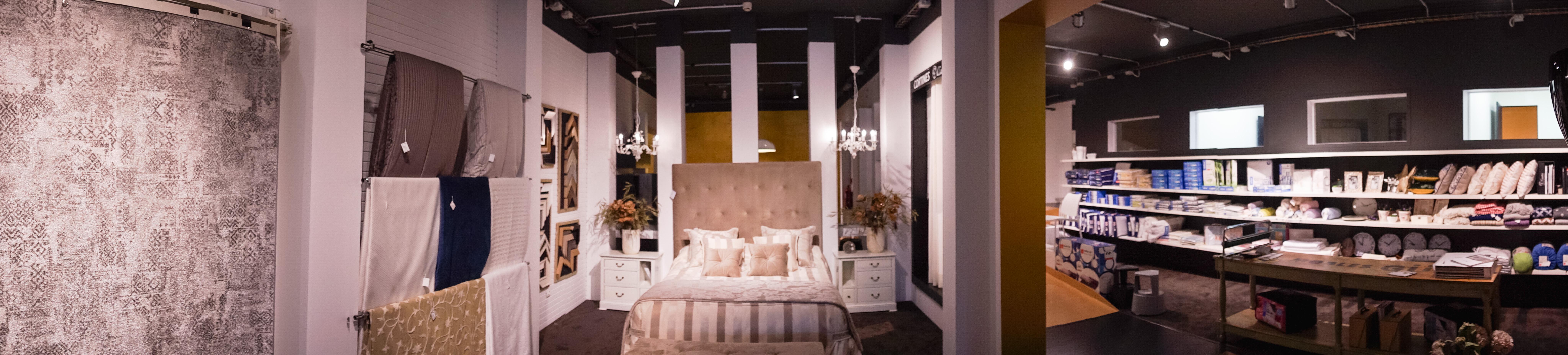 Mobles Güell té una exposició de mobles de més de 2.500 m2.