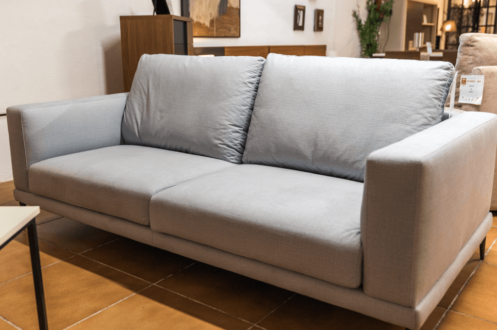 Sofa de dues places