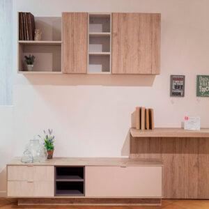 Mueble de comedor nórdico