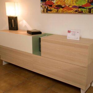 Mueble de comedor roble Forest