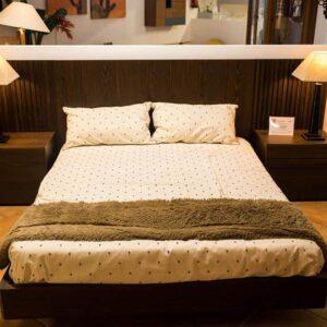Dormitori de fusta clàssic | Mobles Güell