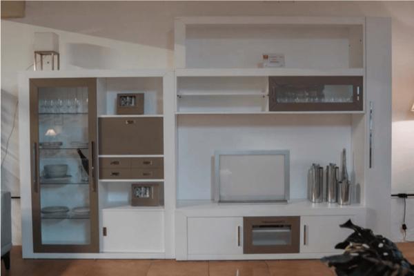 Composició de menjador lacat   Mobles Güell