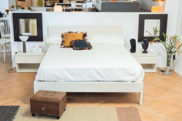 Dormitori de matrimoni d'estil modern | Mobles Güell
