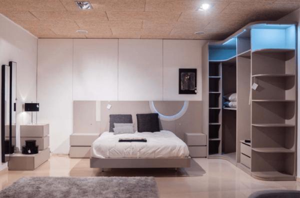 Dormitori de matrimoni Kroma | Mobles Güell