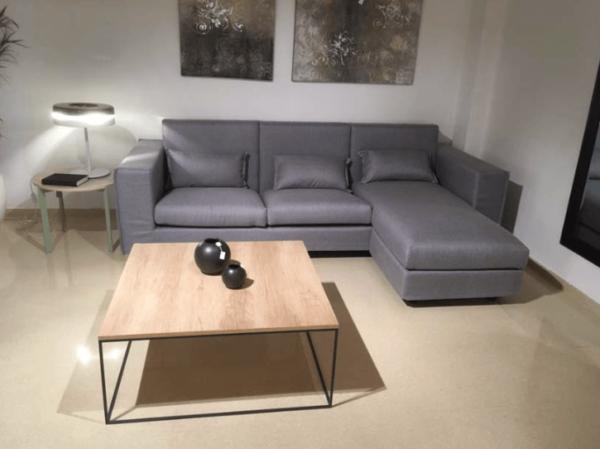 Sofà chaiselongue multiposició | Mobles Güell