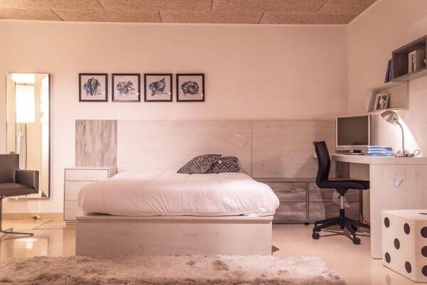 Dormitori juvenil nòrdic   Mobles Güell