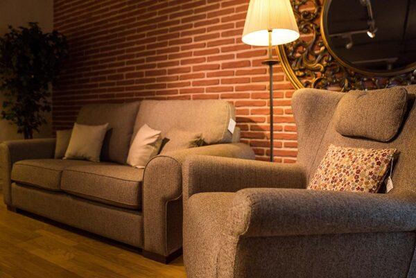 Conjunt de sofà i butaca Fantasy   Mobles Güell