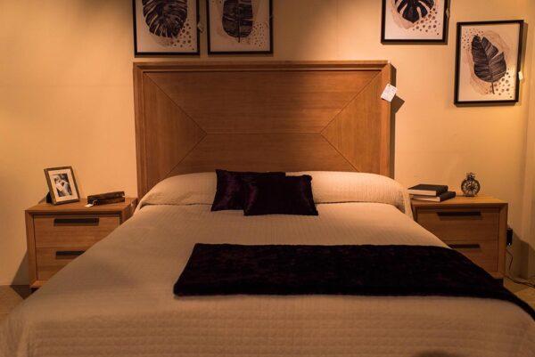 habitació de fusta   Mobles Güell