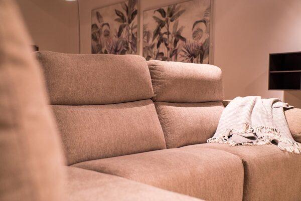 Tipus de sofàs: Sofà chaiselongue Cavalli   Mobles Güell